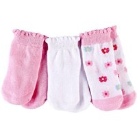 Babies R Us - Pack 3 Calcetines Verano 0-6 meses