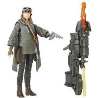 Star Wars - Sergeant Jyn Ersa (EADU) - Figura Rogue One 9 cm