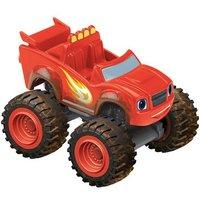 Fisher Price - Blaze Ruedas con Barro - Vehículo Blaze y los Monster Machines
