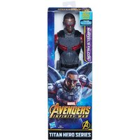 Los Vengadores - Falcon - Figura Titan Hero 30 cm