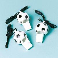 Pack 12 Silbatos Fútbol