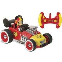 Mickey Mouse - Coche de Carreras Radio Control