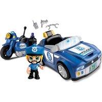 Pinypon - Vehículos de Acción Policía