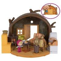 Masha y el Oso - Playset Casa del Oso