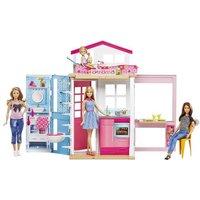 Barbie - Muñeca Barbie y Su Casa