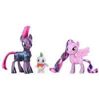 My Little Pony - Pack Ponys con Spike