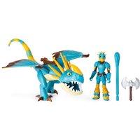 Dragones de Berk - Dragón y Vikingo (varios modelos)