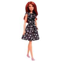Barbie - Muñeca Fashionista - Vestido de Estrellas