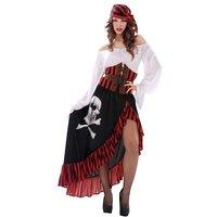 Disfraz Adulto - Mujer Pirata Bandana M-L