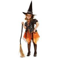 Disfraz Infantil - Bruja Dorada 5-6 años