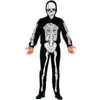 Disfraz - Esqueleto 3 - 4 años