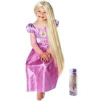 Princesas Disney - Rapunzel - Peluca 3 a 11 años
