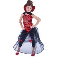 Disfraz Infantil - Vampiresa de la Noche 5-7 años