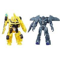 Transformers - Bumblebee y Megatron - Pack 2 Figuras Legión Transformers 5