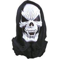 Máscara Esqueleto con Capucha