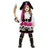 Disfraz Infantil - Pequeña Pirata 3-4 años