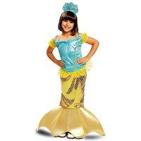 Disfraz Infantil - Sirenita 5-6 años