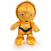 Star Wars - C-3PO - Peluche Clásico 17 cm Sin Sonidos