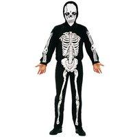 Disfraz Esqueleto 10-12 años