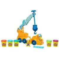 Play-Doh - Set Camión Grúa Town