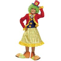 Disfraz Infantil Payasita Colorines 5-6 años