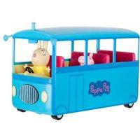 Peppa Pig - Autobús del Cole de Peppa