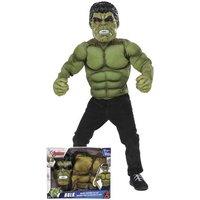 Los Vengadores - Hulk - Disfraz Infantil en Caja 5-6 años