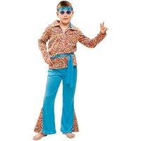 Disfraz Infantil - Hippie Psicodélico 3-4 años