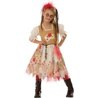 Disfraz Infantil - Chica Voodoo 8-10 años