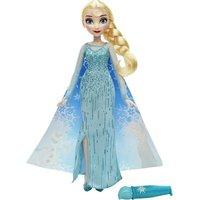 Frozen - Elsa Capa Historia Mágica