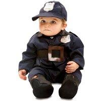 Disfraz Bebé - Policía 0-6 meses