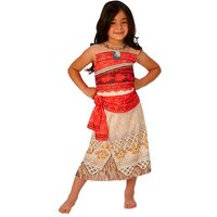 Disfraz Infantil - Vaiana - 5-6 años