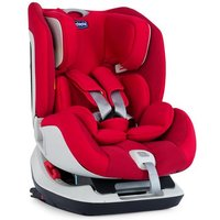Chicco - Silla Auto Seat Up 012 Red Grupo 0+-1-2 (De 0 a 25 kg)