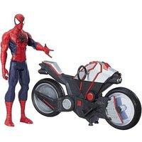 Spider-Man - Figura con Vehículo