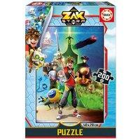 Educa Borras - Zak Storm - Puzzle 200 Piezas