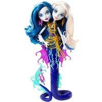Monster High - Monstruitas Marinas Inseparables