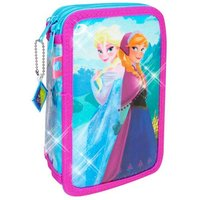 Frozen - Estuche 3 Pisos - Elsa y Anna