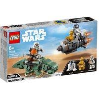 LEGO Star Wars - Microfighters Cápsula de Escape vs Dewback - 75228