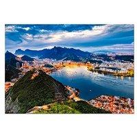 Educa Borrás - Puzzle 2000 Piezas - Rio de Janeiro