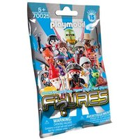 Playmobil - Pack Azul 1 Figura - 70025 (varios modelos)