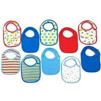 Babies R Us - Pack 10 Baberos