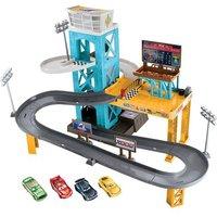 Cars - Garaje Motorizado Copa Pistón