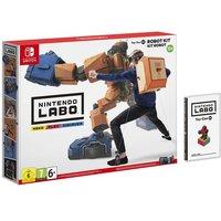 Nintendo Switch - Nintendo Labo - Kit Robot