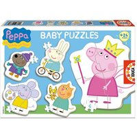 Educa Borras - Baby Puzzles Peppa Pig