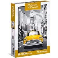 Puzzle Platinum 1000 piezas - Nueva York Taxi Amarillo