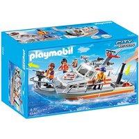 Playmobil - Barco de Rescate con Manguera - 5540