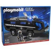 Playmobil - Camión Unidad Especial de Policía - 5564