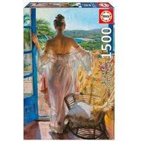Educa Borrás - Mediterráneo Vicente Romero - Puzzle 1500 Piezas