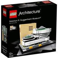 LEGO Architecture - Museo Solomon R. Guggenheim - 21035