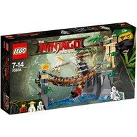 LEGO Ninjago - Cataratas del Maestro - 70608